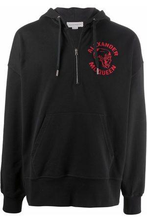 Alexander McQueen Skull-print hoodie