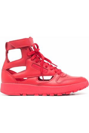Maison Margiela X Reebok Classic Tabi high-top sneakers