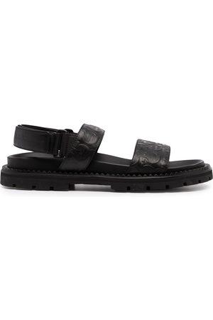 Salvatore Ferragamo Hype Gancini-embossed sandals