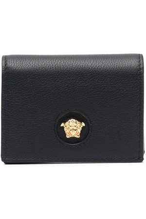 Versace Medusa Head compact wallet