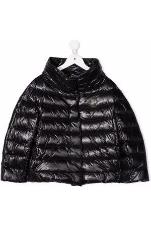Herno Kids Girls Jackets - Zipped padded jacket