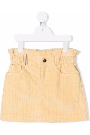Brunello Cucinelli Kids Elasticated denim skirt