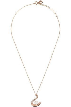 TASAKI Women Necklaces - 18kt rose gold Cascade Akoya pearl pendant