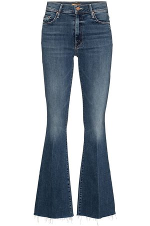 Mother Women Bootcut & Flares - The Weekender flared jeans