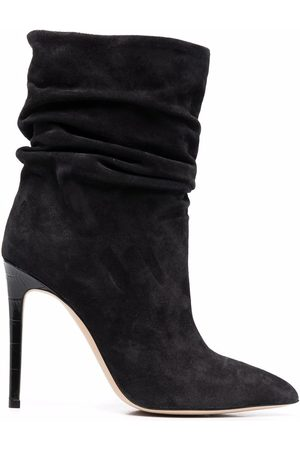 PARIS TEXAS Women Ankle Boots - Slouchy pointed-toe ankle boots
