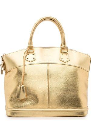 LOUIS VUITTON 2007 pre-owned Lockit MM handbag