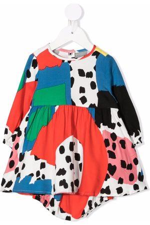 Stella McCartney Baby Casual Dresses - Empire-line colour-block dress