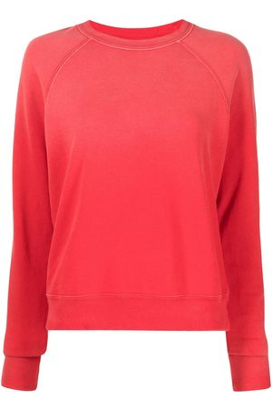 RE/DONE Crew neck long-sleeved sweatshirt