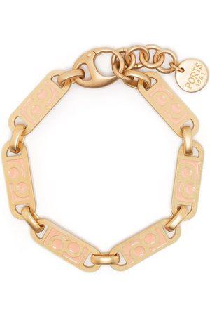 PORTS 1961 Women Bracelets - Engraved logo bracelet