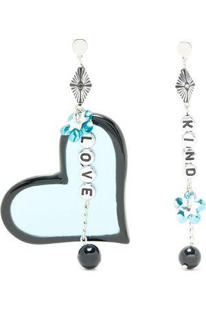 AMIR SLAMA Metallic earrings