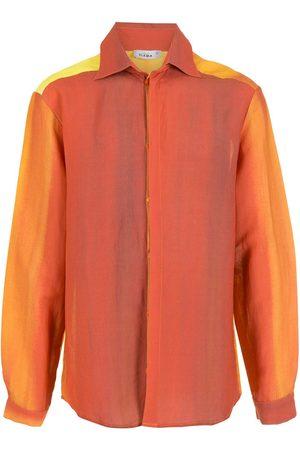 AMIR SLAMA Men Long sleeves - Printed long-sleeve shirt