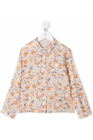 BONPOINT Floral-print blouse
