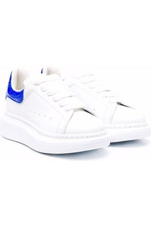 Alexander McQueen Chunky-sole low-top sneakers