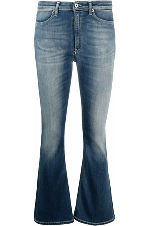 Dondup Cropped-flared jeans