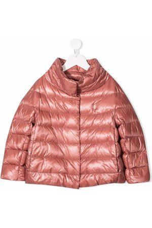 HERNO Girls Jackets - Long-sleeve padded jacket