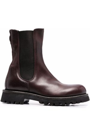 Moma Ankle-length leather Chelsea boots