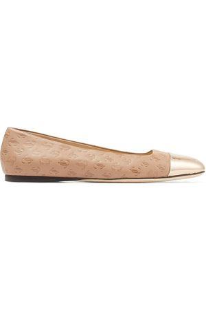 Jimmy Choo Watson ballerina shoes