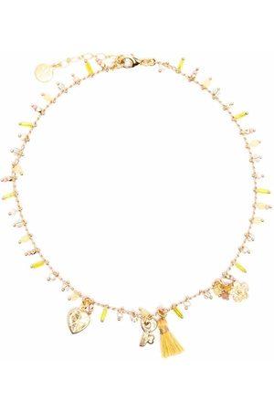 Gas Bijoux Gipsy mini charms necklace