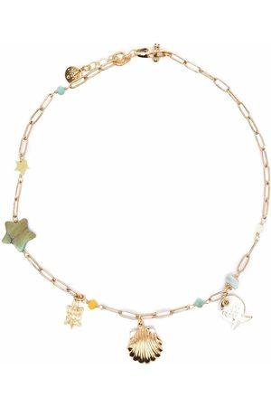 Gas Bijoux Capucine charm necklace