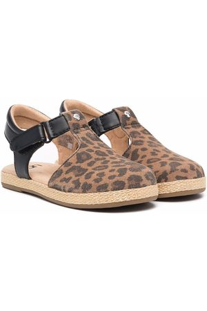 UGG Emmery leopard sandals