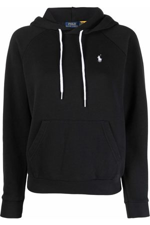 Polo Ralph Lauren Embroidered-logo pullover hoodie