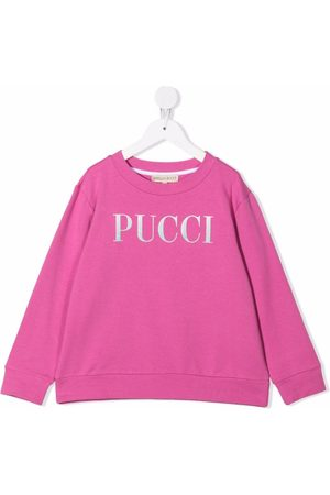 Emilio Pucci Logo-printed sweatshirt