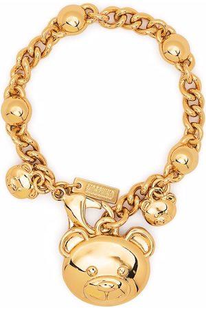 Moschino Women Bracelets - Teddy bear-charm bracelet