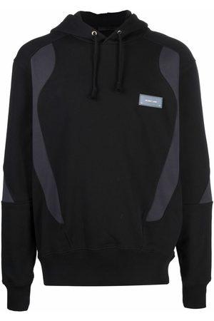 Helmut Lang Men Sweatshirts - Logo-patch hoodie