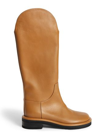 Proenza Schouler Pipe riding boots