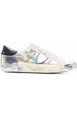 Philippe model Women Sneakers - Prsx Mixage Cheveux low-top sneakers