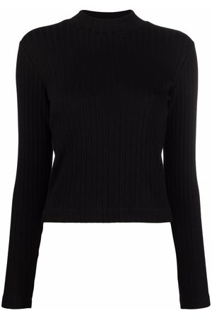 Vince Ribbed knit top
