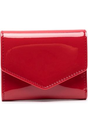 Maison Margiela Tri-fold leather wallet
