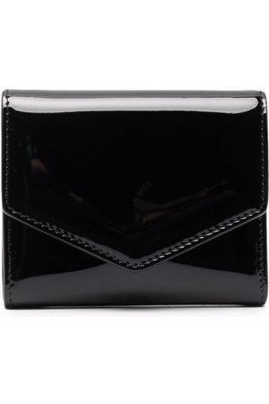 Maison Margiela Women Wallets - Tri-fold leather wallet