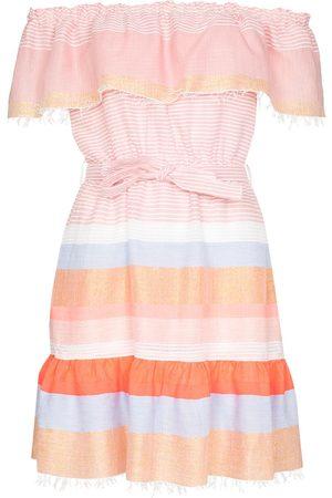 Lemlem Marjani stripe-pattern minidress