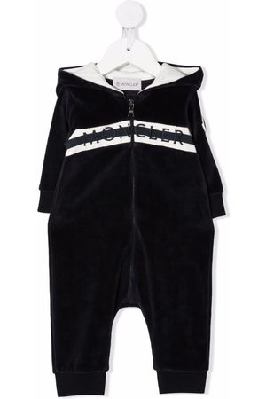 Moncler Logo-embroidered tracksuit