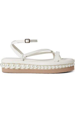 Jimmy Choo Pine flat platform sandals