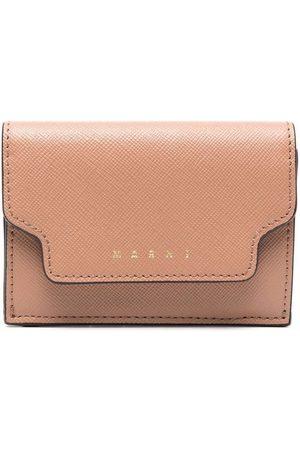Marni Trunk grained wallet