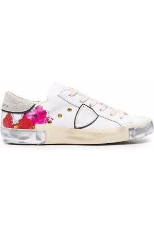 Philippe model PRSX Veau Fleurs sneakers