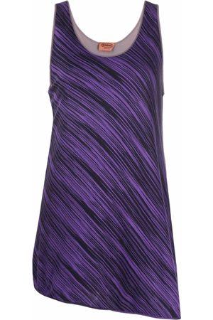 Missoni 2000s striped sleeveless top