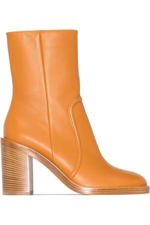 Gianvito Rossi River 85mm ankle boots