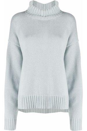 Jil Sander Roll-neck cashmere-blend jumper