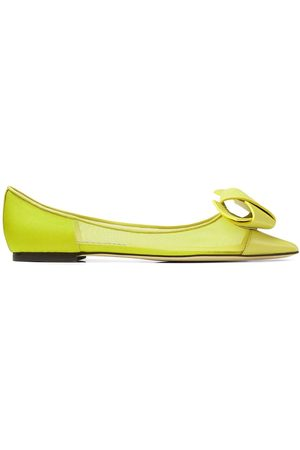 Jimmy Choo Lani ballerina shoes