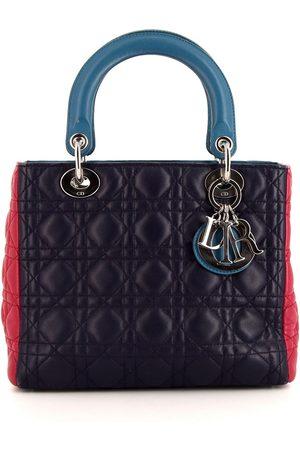 Dior Pre-owned medium Lady Dior Cannage 2way bag