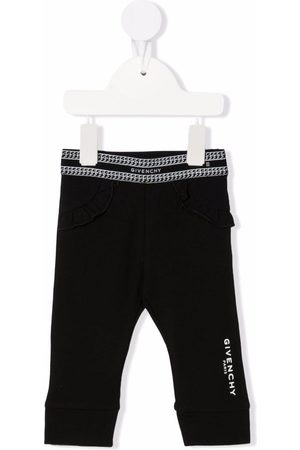 Givenchy Baby Leggings - Logo-print trousers