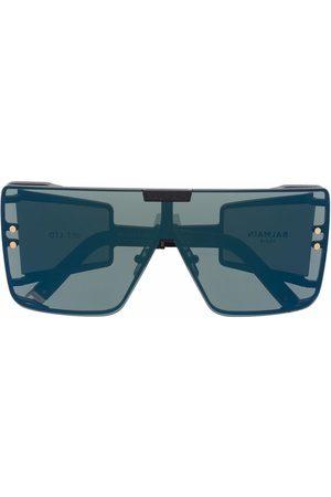 Balmain Wonder Boy aviator-frame sunglasses