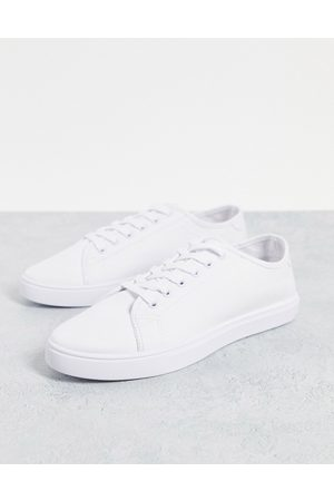 ASOS Trainers in canvas