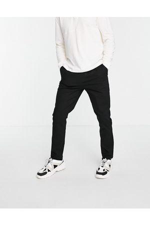 ASOS DESIGN Men Chinos - Skinny chinos with elastic waist in