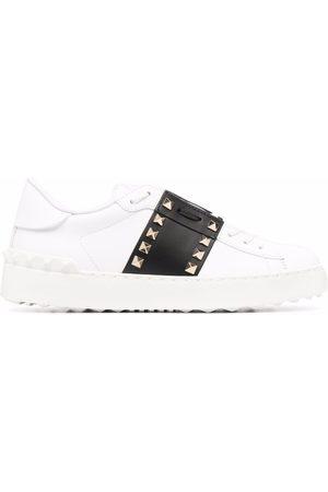 VALENTINO GARAVANI Open low-top slip-on sneakers