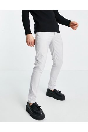 ASOS DESIGN Skinny smart trousers co-ord in lilac