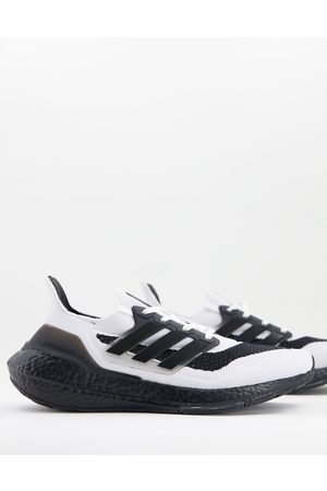 adidas Adidas Training Ultraboost 21 trainers in black and